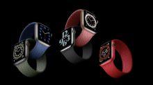 Apple debuts $399 Apple Watch Series 6 and $279 Apple Watch SE