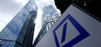 Deutsche share woe: Boss writes to staff to insist bank is strong