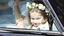 Super Sassy Toddler Princess Charlotte Has 3 Words for the Paparazzi