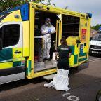 UK's coronavirus death toll nears 50,000, new figures show