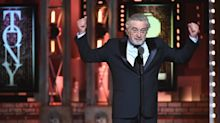 5 things to know this morning: Robert De Niro curses out Trump, Meghan and Harry go on tour, and Kanye West does 'Family Feud'