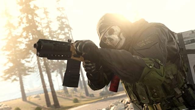 Watch the first private 'Call of Duty: Warzone' tournament at 3PM ET