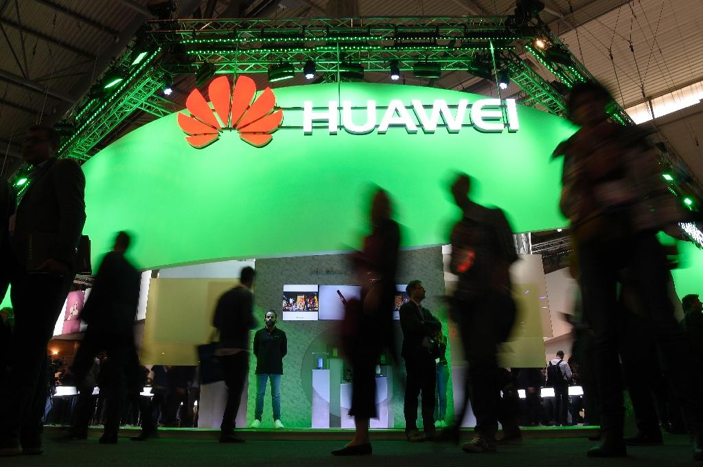 Huawei overtook Apple as the world's number two smartphone maker this year