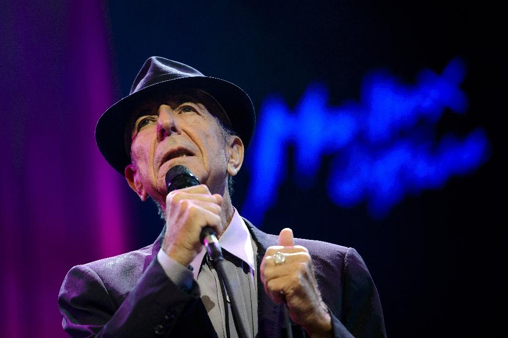 Leonard Cohen poems to be published in final book