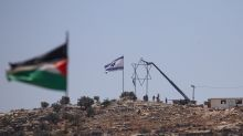 Palestinian killed by Israeli troops in West Bank
