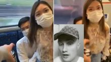 Australian Man Films Himself Racially Abusing Asian Woman on Sydney Train