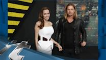 Brad Pitt News Pop: Inside Details of Angelina Jolie and Brad Pitt's Family Birthday Dinner in Berlin After World War Z Premiere