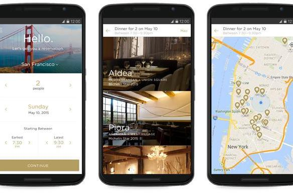 Reserve's forget-the-bill restaurant concierge arrives on Android