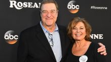 Roseanne Barr Reacts to John Goodman Defending Her