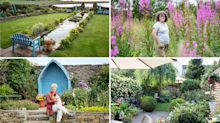 Which of the Garden of the Year competition winners will receive the People's Choice Award?
