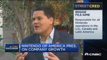 Nintendo CEO: It's about having great games and a great d...