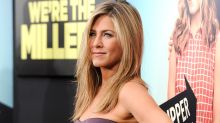 Jennifer Aniston fue obligada a perder 13 kilos para interpretar a Rachel Green en Friends