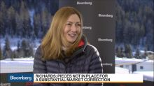 `Substantial' Market Correction Is Unlikely, Fidelity's Richards Says