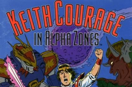 Virtually Overlooked: Keith Courage in Alpha Zones