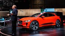 Jaguar reveals production I-PACE at New York Auto Show