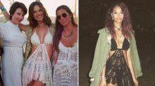 Fashion Battle: Alessandra Ambrosio vs. Chanel Iman