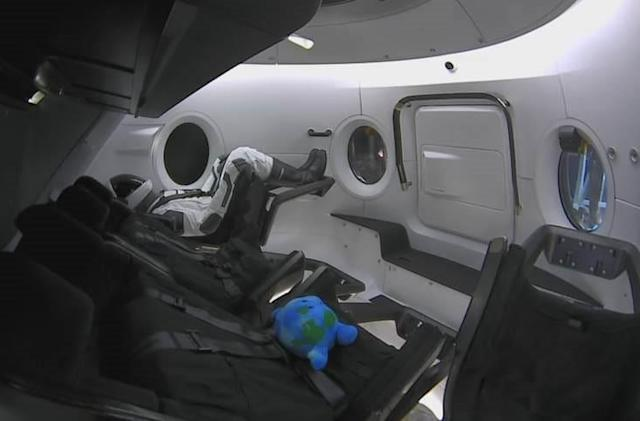 The Morning After: SpaceX's Crew Dragon launch