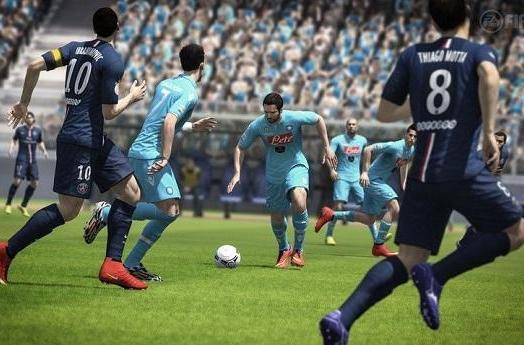 FIFA 15 kicks Destiny from top spot in UK