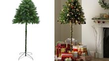 Argos launches parasol Christmas trees that no cat or child will be able to destroy