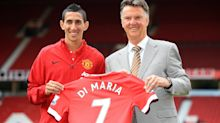 On this day 2014: Angel Di Maria signs for Man Utd for £59.7million