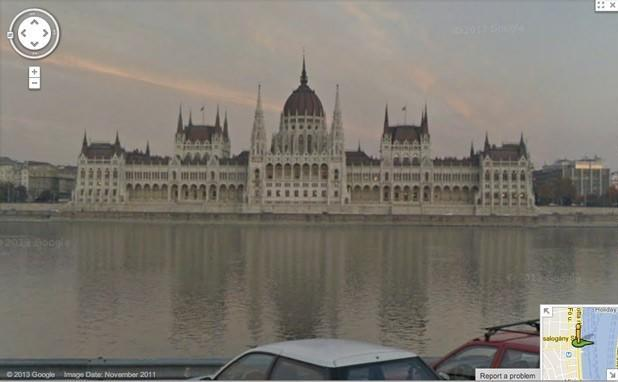 Google Street View adds Hungary and Lesotho, hits 50-country milestone