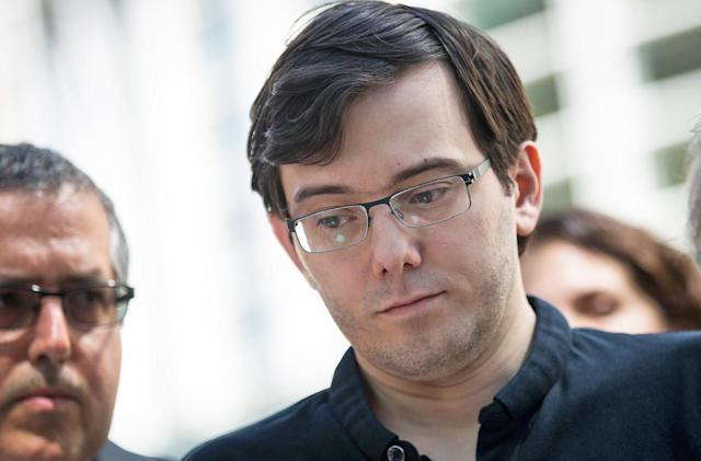 Prosecutors want Shkreli's bail revoked due to online harassment