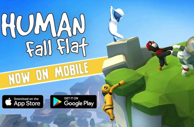 'Human Fall Flat' lands on iOS and Android June 26th