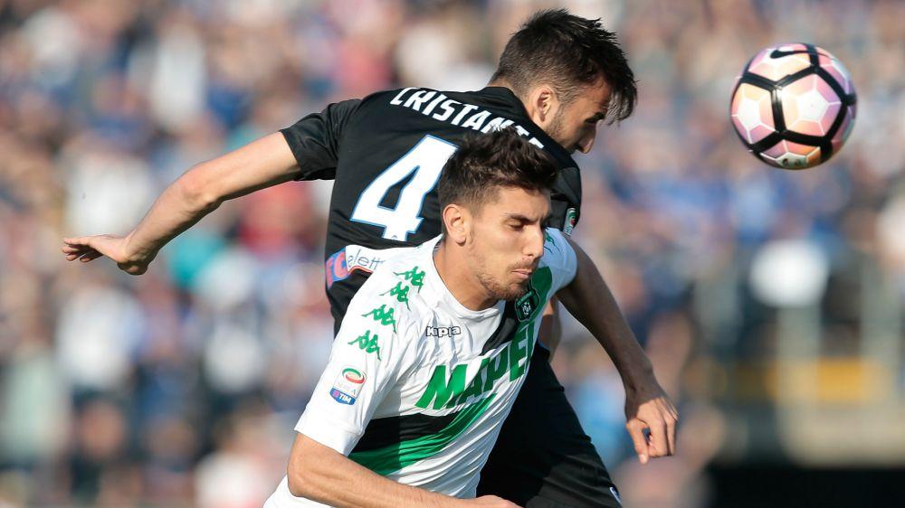 Atalanta-Sassuolo 1-1: Pellegrini allontana la Dea dalla Champions