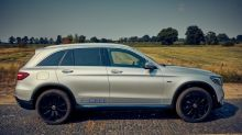 Mercedes-Benz launches GLC F-Cell — it's a hydrogen-PHEV hybrid