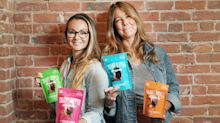 Mother-daughter team behind Skinny Dipped Almonds take their treats to the masses