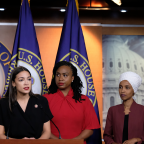 Republican group apologises for calling four Democrat congresswomen 'Jihad Squad'