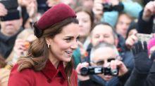 Herzogin Kate macht diesen Haarschmuck wieder zum Trend