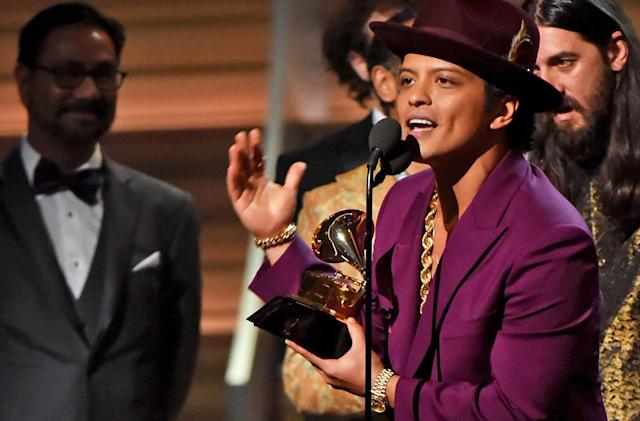 Grammycam footage during last night's show was pretty terrible