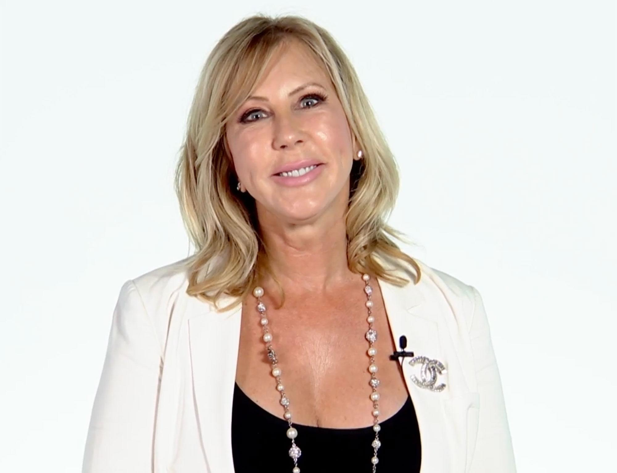 Vicki Gunvalson Says Her New Podcast & Reality Show Will