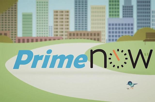 Amazon brings one-hour Prime deliveries to London
