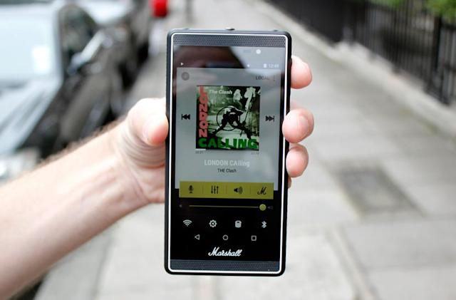 Marshall's 'London' is a smartphone for music lovers