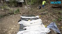 Thai Mass Grave Held Bodies of 26 Suspected Trafficking Victims