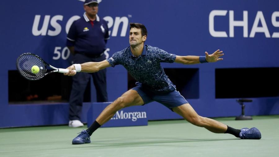 Djokovic, Federer in same US Open draw