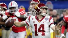 Greg Cosell's draft analysis: Sam Darnold needs work to reach tantalizing potential