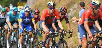 Aussie rider goes missing in Tour de France drama