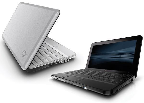 HP desvela los netbooks Mini 1101, Mini 110 XP y Mi