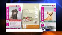 Salmonella Scare Prompts Pet Food Recall