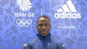 Winter Olympics: Former soldier Deen going for gold in PyeongChang