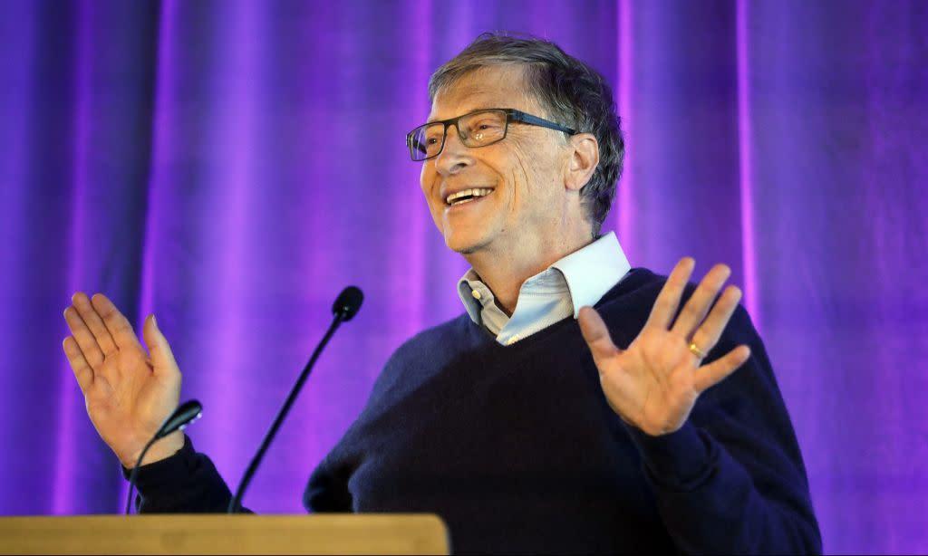 "Bill Gates: ""Economists don't actually understand macroeconomics"""