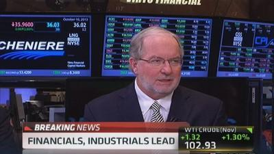 Govt won't risk 300 point decline: Gartman