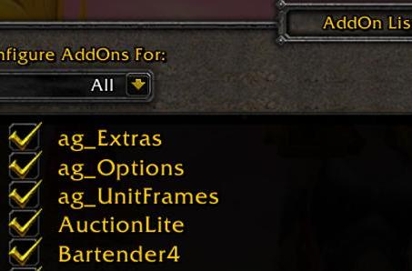 WoW Rookie: Basic add-ons