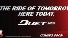 New Hero Duet 125 teased — Launching Soon