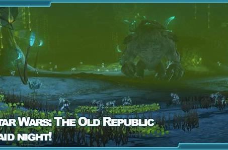 The Stream Team: Curing the SWTOR Rakghoul plague