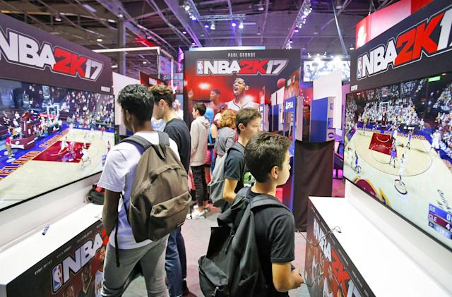 'NBA 2K eLeague' eSports squads will be owned by NBA teams