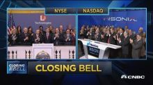 Closing Bell Ringer, January 10, 2018